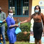 Save Generations Organisation takes menstrual hygiene and COVID-19 awareness campaigns to Gasabo