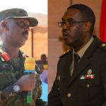 Kagame promotes senior army officers